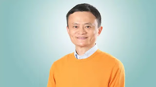 Alibaba Groups Ke Malik Jack Ma