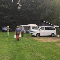 water halen op camping vanlife