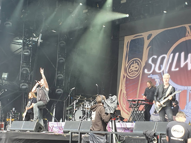 Soilwork at Bloodstock 2019