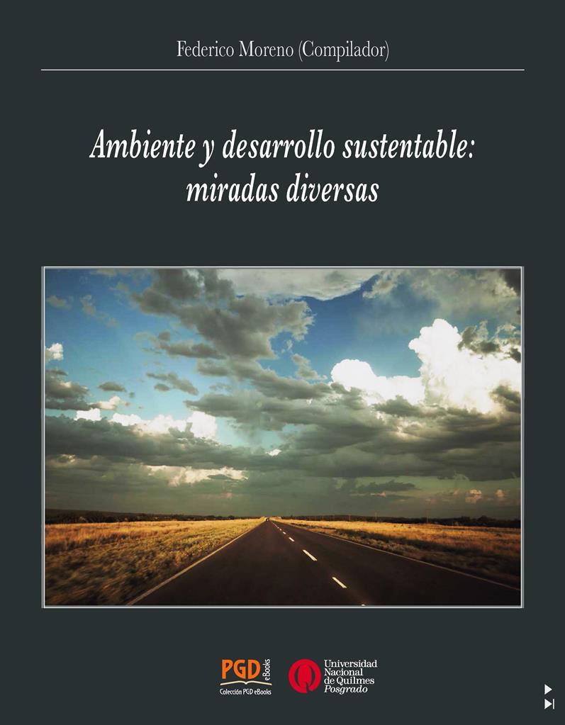 Ambiente y desarrollo sustentable – Federico Moreno