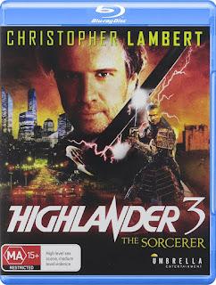 Highlander 3: Dimensión Final [BD25] *Con Audio Latino *Subtitulada