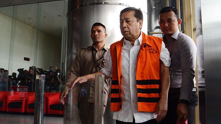 Senasib dengan Novel Baswedan, Penyidik KPK yang Dulu Berhasil Tangkap Setnov Juga Ikut Dipecat