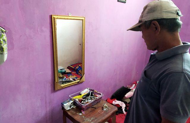 Ibu yang Jadi Korban Perampokan di Surowono