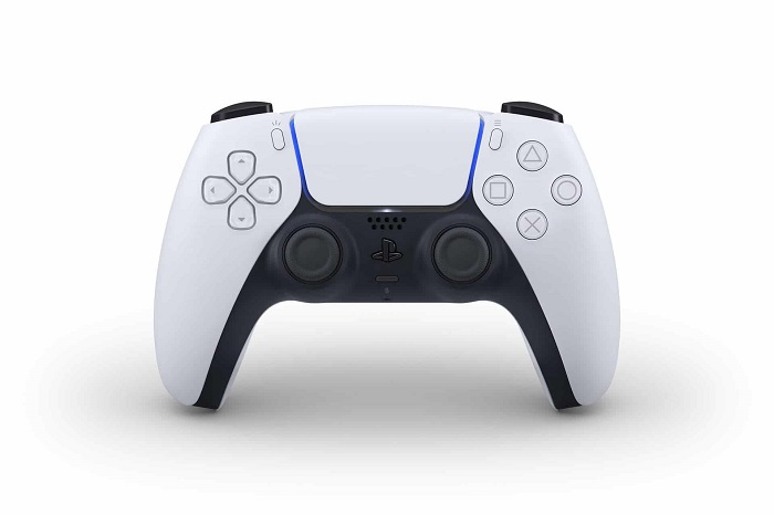 PS5 DualSense Wireless Controller-New DualTone Design With Haptic Feedback & Built-in Microphone
