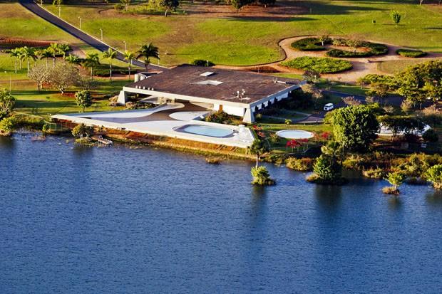 Conheça o Palácio do Jaburu, atual residência do presidente interino do Brasil...