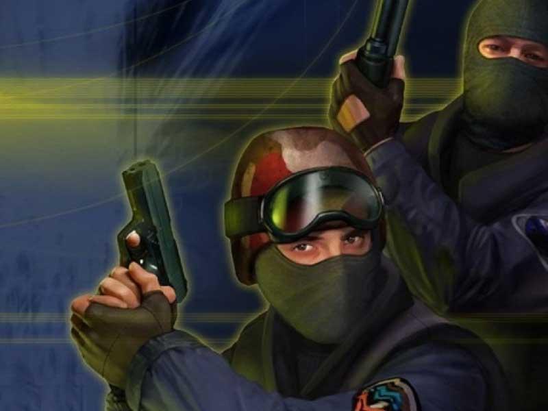 Download Counter Strike 1.6 Game Setup Exe