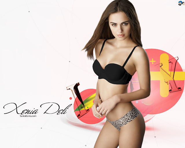 Download Xenia Deli HD Wallpapers