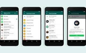 WhatsApp wants to be your new Yellow Pages - Know more