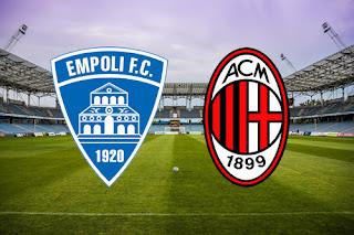 Serie A Empoli-Milan probabili formazioni video serie a