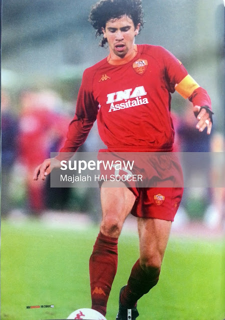 Pin up Damiano Tomassi (AS Roma 2000)
