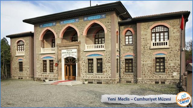 Ankara-Yeni-Meclis-Cumhuriyet-Müzesi
