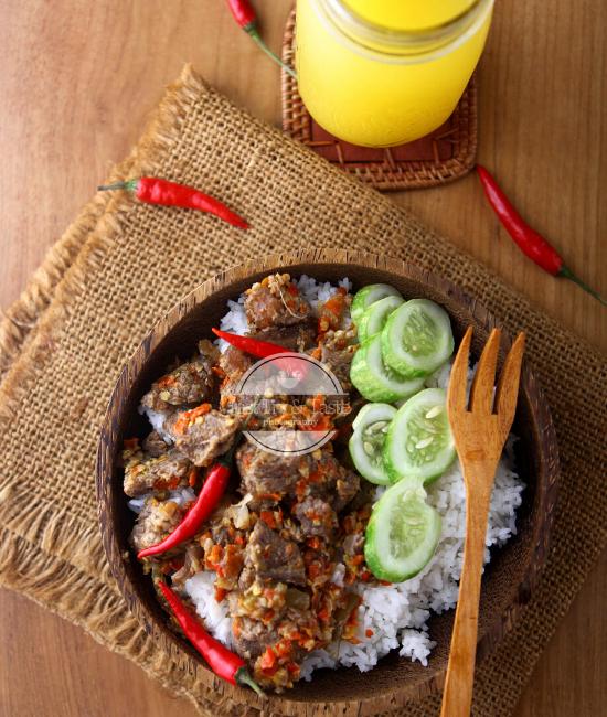 Resep Tumis Daging Cabai Rawit JTT