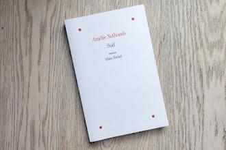 Lundi Librairie : Soif - Amélie Nothomb