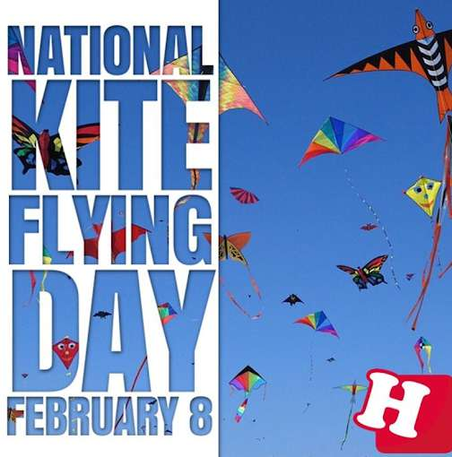 National Kite-Flying Day Wishes Awesome Images, Pictures, Photos, Wallpapers