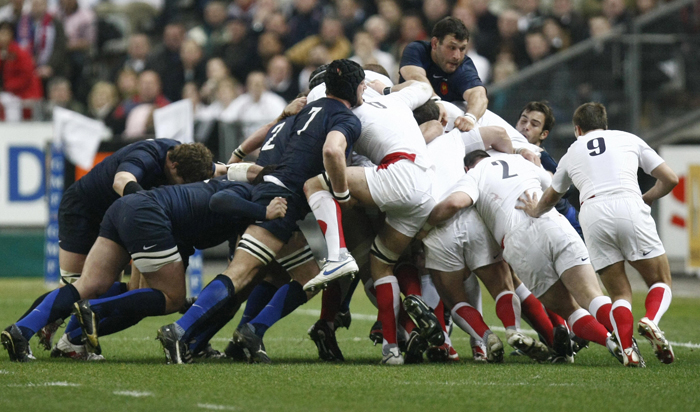 sports games...L Equipe Rugby