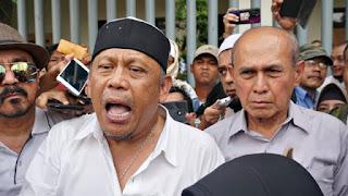 Eggi Sudjana Sarankan Jokowi Mundur seperti Presiden Sebelumnya