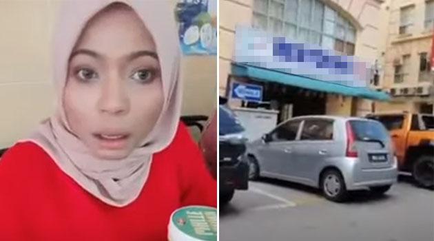 (Video) 'Wey first time aku kena maki buat live makan' - Influencer dakwa dihalau owner kedai & dimalukan dalam live yang ditonton 10,000 followersnya