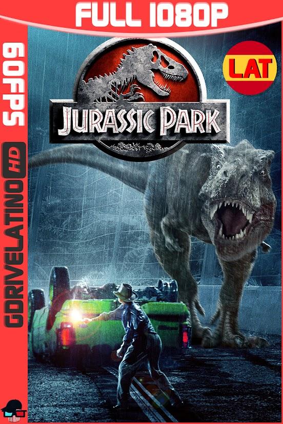 Jurassic Park (1993) BDRip 1080p (60fps) Latino-Ingles MKV