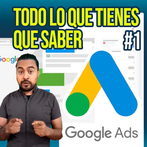¿Google Ads? Qué es y por qué ya deberías usarlo - 2021 (VIDEO)
