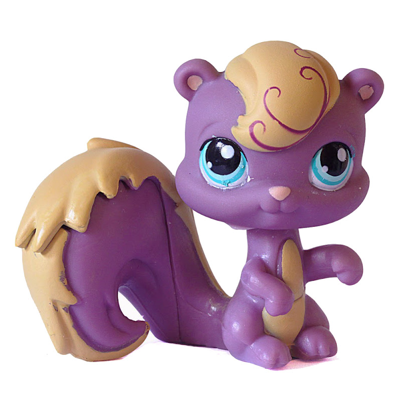 Lps Squirrel Generation 3 Pets Lps Merch