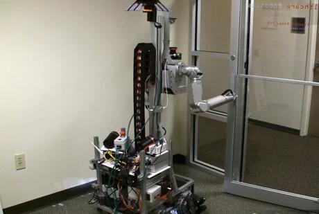 Rekodi ya robot ya bure ya bure Ndani - 2019