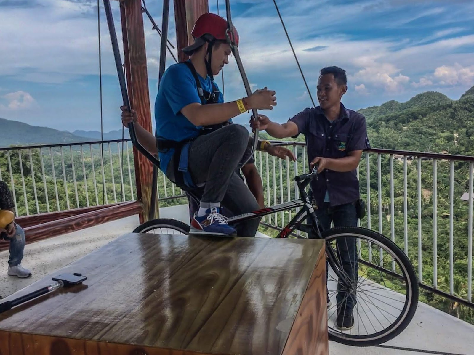 Cebu Safari Adventure Rides Sky Bike