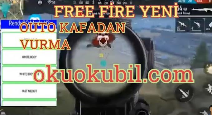 Free fire 1.48.4 Otomatik Kafadan Vuruş v3 headshot Hack Mod APK İndir 2020