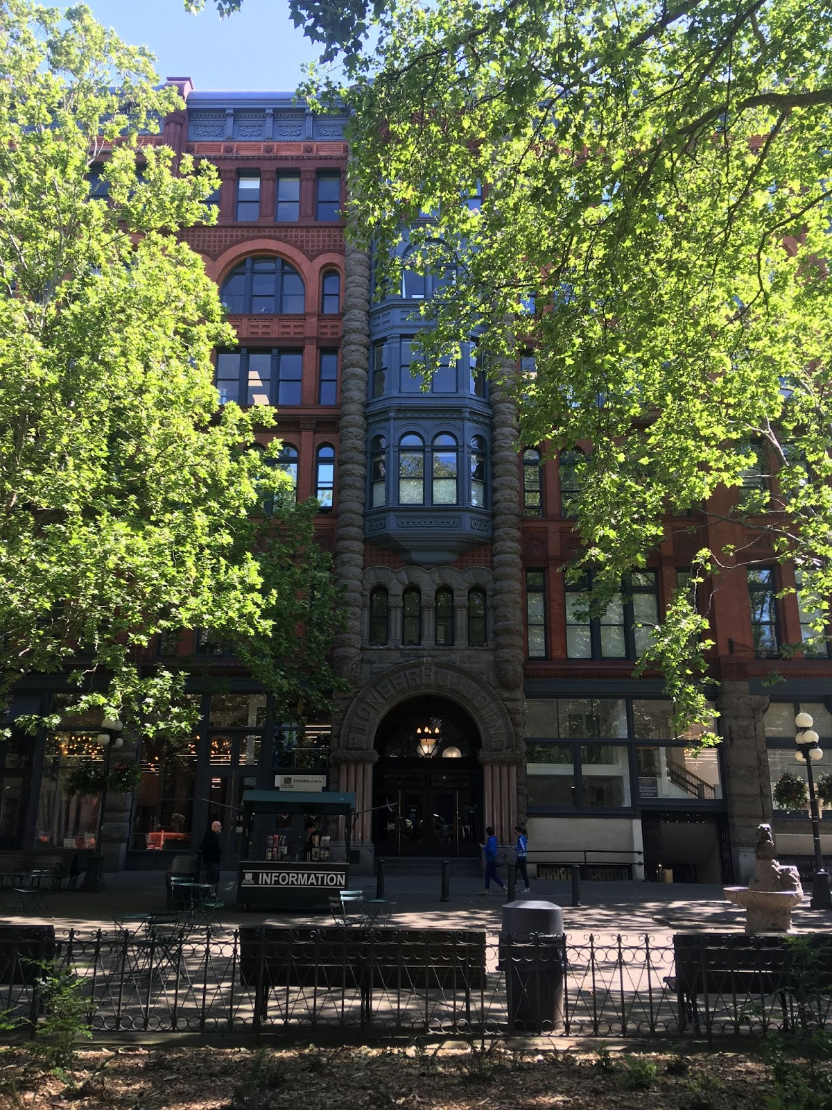 Seattle Underground and the great street regarding of
