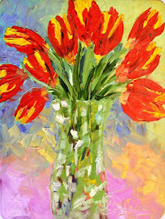 http://www.ebay.com/itm/Scarlet-Tulips-Oil-Painting-on-Magnetised-Backing-Contemporary-France-2000-Now-/291755560809?ssPageName=STRK:MESE:IT