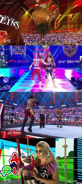 Download WWE Monday Night Raw 480p HDRip 1st June 2021 300MB || MoviesBaba 1