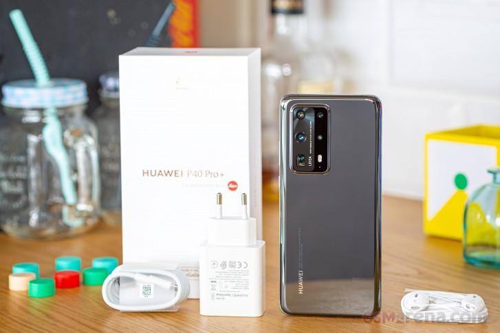 خصائص ومواصفات هاتف Huawei P40 Pro Plus