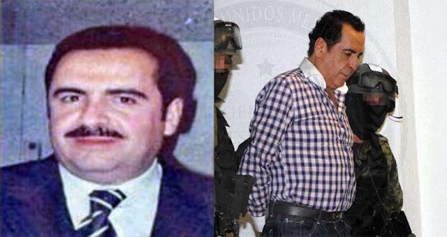 """Se fue un capo grande del narcotráfico; murió de un infarto """"El H"""" Héctor Beltrán Leyva líder del Cártel de Los Beltrán Leyva"""