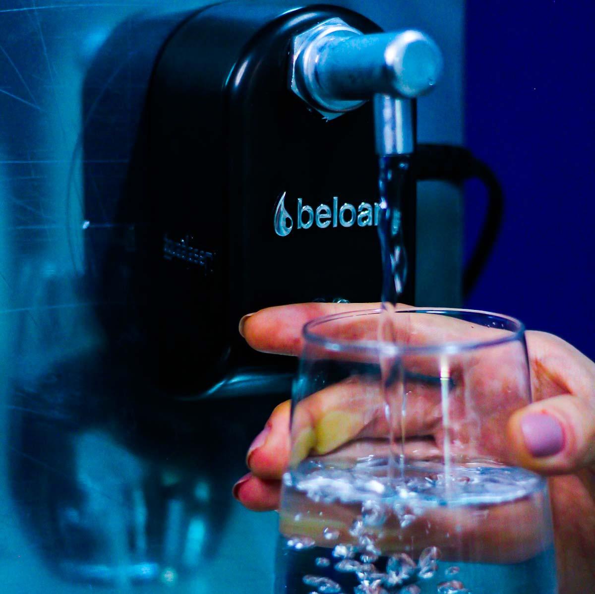 Bebedouros com sensores infravermelho evitam infecções por Covid-19 e outras doenças