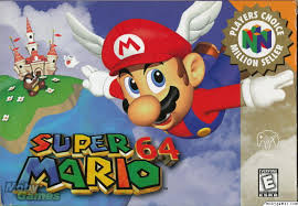 Link Super Mario N64 PC GAMES CLUBBIT