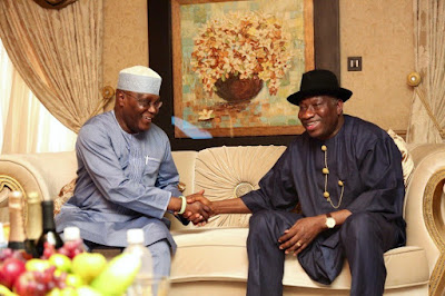 Atiku Abubakar Celebrates Jonathan On His 62nd Birthday