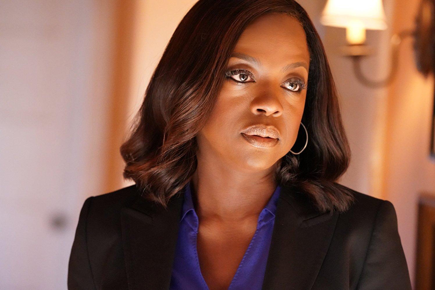 Viola Davis en How to get away with murder