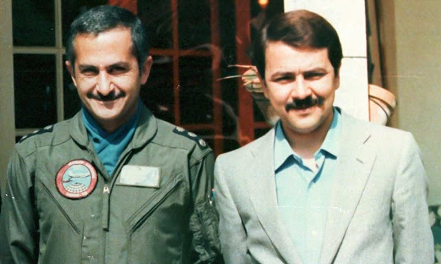Mourning the passing of courageous pilot, Col. Behzad Mo'ezzi