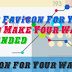How to Change Wapka Default Favicon With Yours