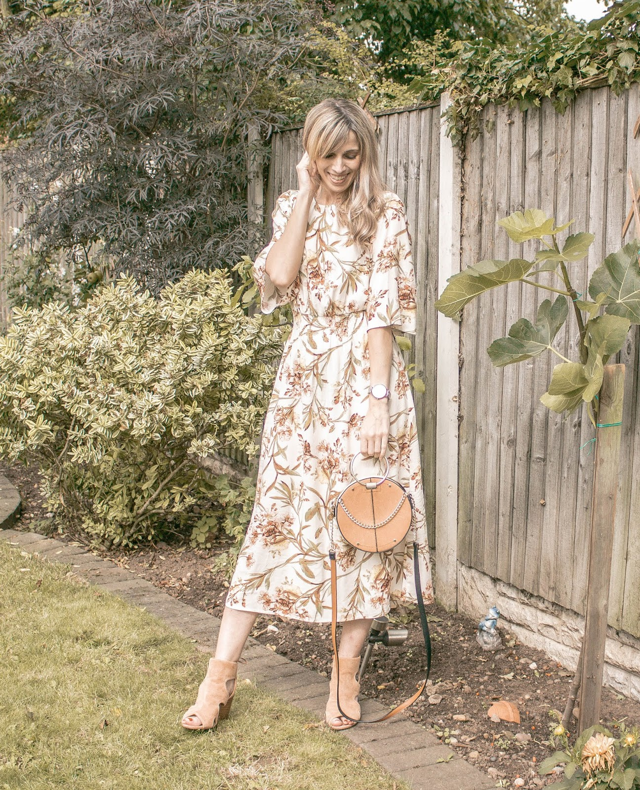Currently Loving: Autumnal Florals