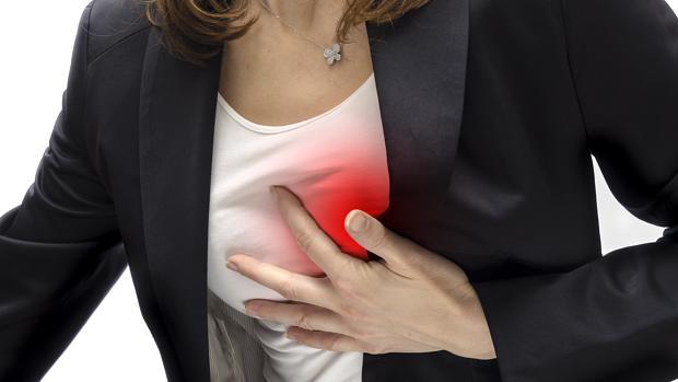 5 sinais de ataque cardíaco nas mulheres