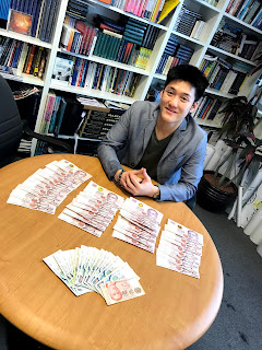 Alaric Ong investing $38,000 in coaching programme