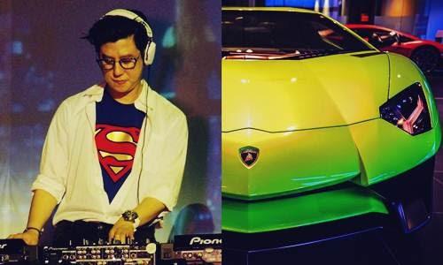 Biodata Johnson Yaptonaga Si DJ JYAP CEO Lamborghini Indonesia