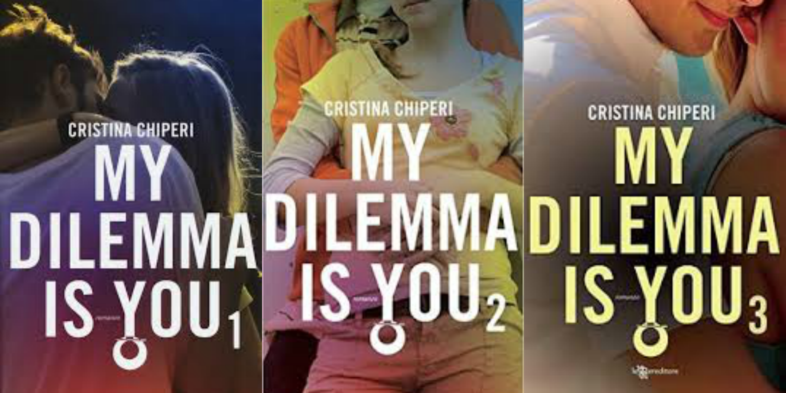 my dilemma is you - il libro