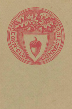 The acorn club publications publication 30 1961 publicscrutiny Choice Image