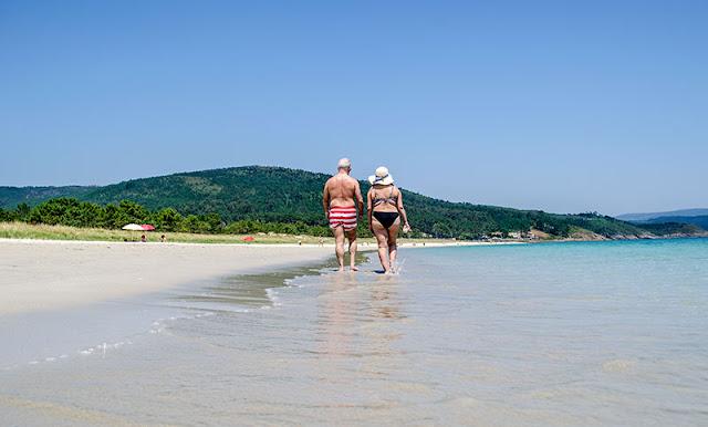 Playa da Langosteira