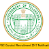 TSPSC Notification | Apply Online for 304 Principal Posts @  www.tspsc.gov.in