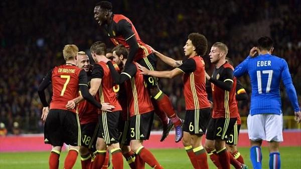 Italia vs Belgia