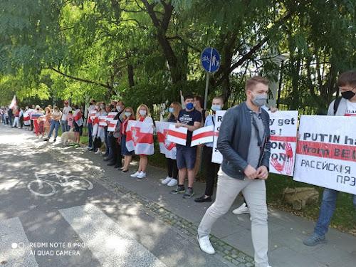 Тюрки, беларусы, украинцы и грузины - только в единстве наша сила!