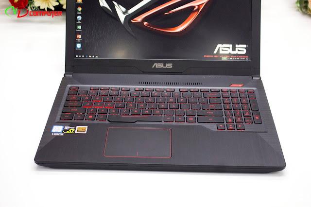 Asus FX63VD