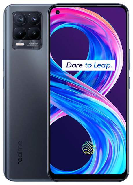 Realme 8 Pro 5G Specifications
